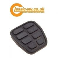 Brake & Clutch Pedal Pad 321721173, Mk2 Golf, Jetta,
